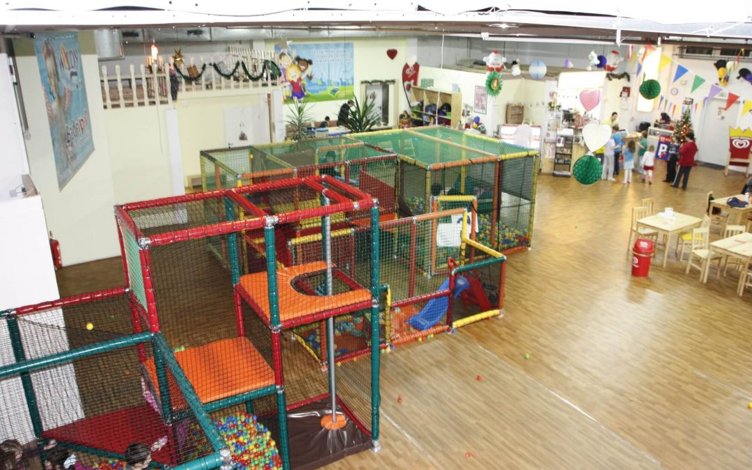 Indoor playground Ottawa