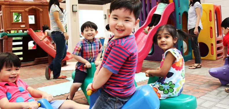 Child development in a Kanata preschool