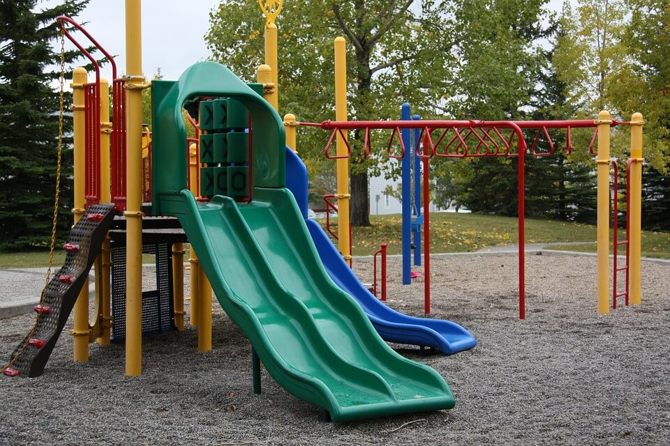 A children's playground is a great way for kids to get active and enjoy a host of benefits.