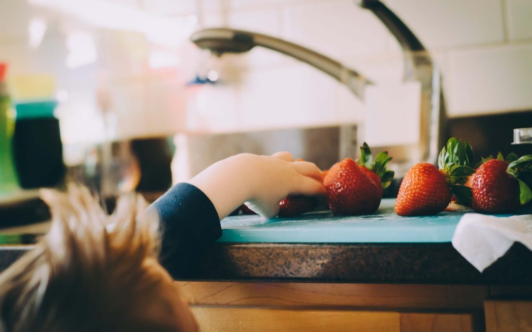 Healthy eating isn't always easy, here are a few ways to encourage your child to eat better.